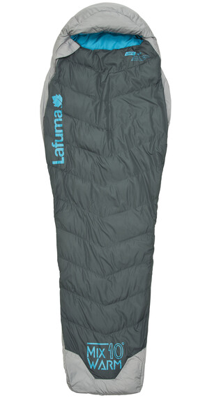 Lafuma Mix Warm 10 Sleeping Bag dark grey/blue